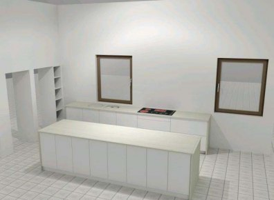 Kitchen planning 3d